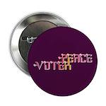 Peace Voter Buttons (100 pk)