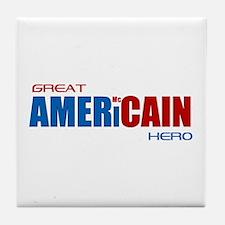 Ameri-Cain Tile Coaster