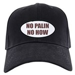 No Palin, No How