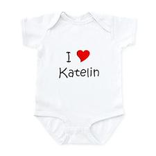 Funny Katelin Infant Bodysuit