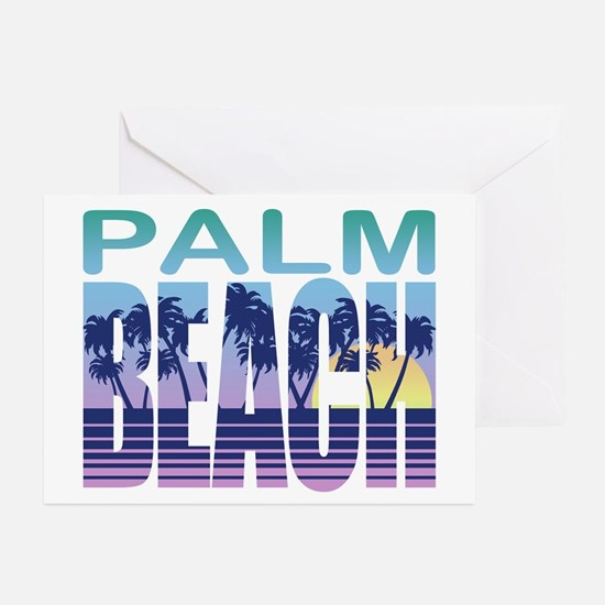 Palm Beach Greeting Cards (Pk of 10)