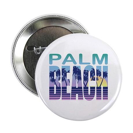 """Palm Beach 2.25"""" Button"""