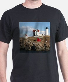 Cute Maine lighthouse T-Shirt