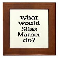 Silas Marner Framed Tile