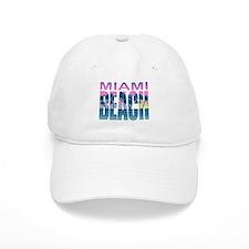 Miami Beach Baseball Cap
