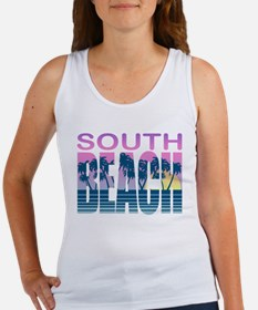 South Beach Women's Tank Top
