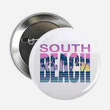 """South Beach 2.25"""" Button"""
