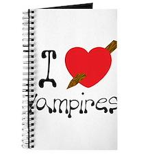 I Love Vampires Journal