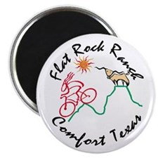 Flat Rock Ranch Magnet