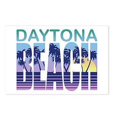 Daytona Beach Postcards (Package of 8)