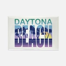 Daytona Beach Rectangle Magnet
