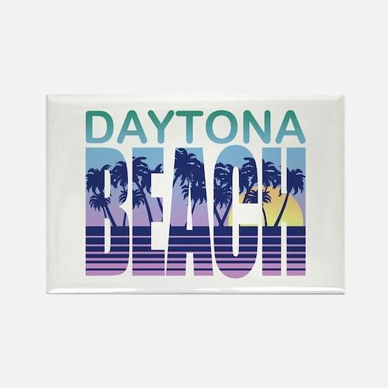 Daytona Beach Rectangle Magnet