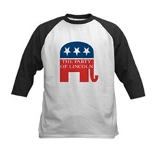 GOP: Party of Lincoln Tee