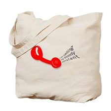 Bloody Constant Tote Bag