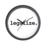 legalize. Wall Clock