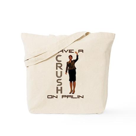 Crush on Palin - 2 Tote Bag
