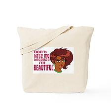 ...Beautiful (African-American) Tote Bag