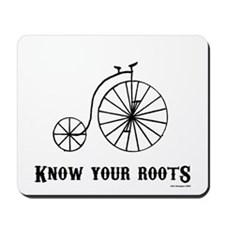 Know Your Roots Series Two Mousepad