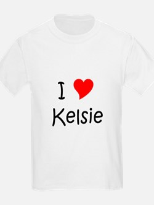 Funny Kelsie T-Shirt