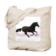 The Pony CafeTote Bag