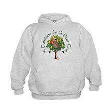 A Partridge in a Pear Tree Hoodie