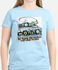 Step Monster T-Shirt