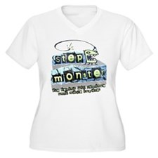 Step Monster T-Shirt
