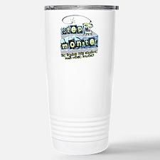 Step Monster Travel Mug