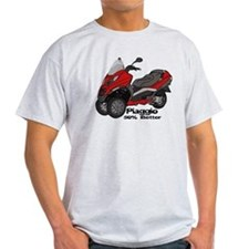 Piaggio MP3 Font 1 T-Shirt