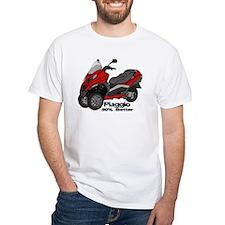 Piaggio MP3 Font 1 Shirt