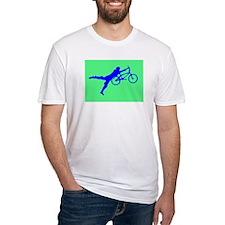 GREEN BLUE BMX Shirt