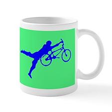 GREEN BLUE BMX Mug