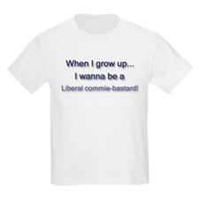 When I grow up Conservatives T-Shirt