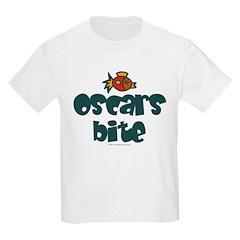 Oscars bite. Kids T-Shirt