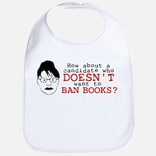 Don't Ban Books Bib