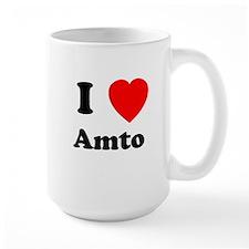 I heart Amto Mug