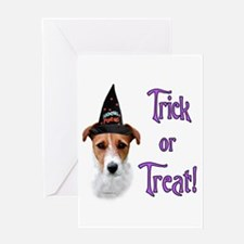 Parson Trick Greeting Card