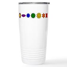 Chakas in Line 2 Travel Mug