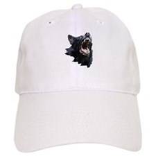 German Shepherd dog Schutzhund Baseball Cap