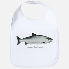 Chinook King Salmon Bib