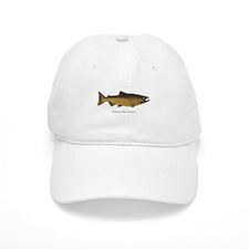 Chinook King Salmon Baseball Cap
