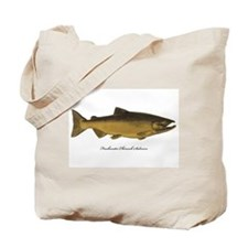 Chinook King Salmon Tote Bag