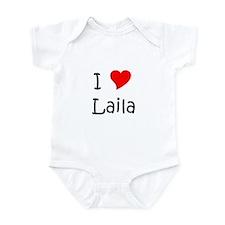 Unique Laila Infant Bodysuit
