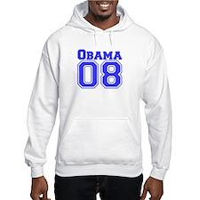 Obama 08 Hoodie