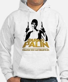 PALIN - CHANGE YOU CAN BELIEVE IN Hoodie