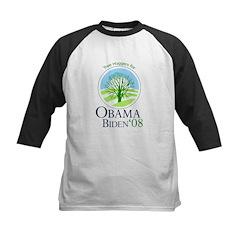 Tree Huggers for Obama Tee