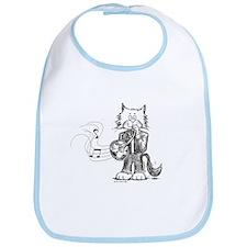 French Horn Cat Bib