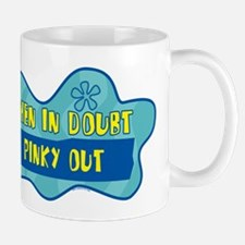 Pinky Out Mug
