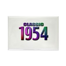 classic 1954 Rectangle Magnet (10 pack)