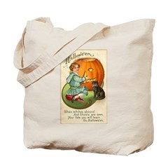 Witches Abound Tote Bag
